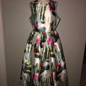 70d1728d1f8 Blaque Label Dresses - Blaque Lable Cactus Print Dress
